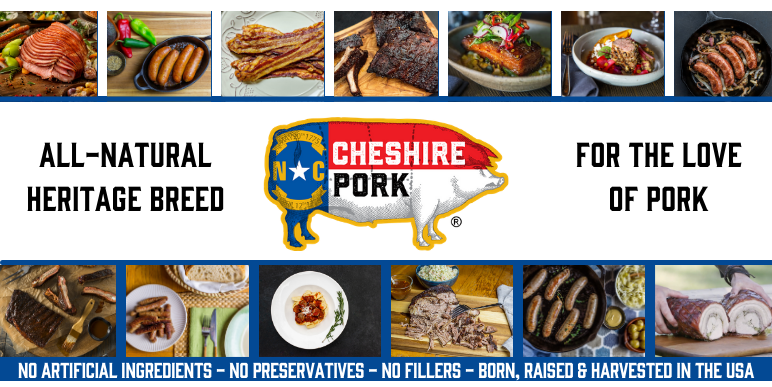 Welcoming Cheshire Pork To The Grand Western Family