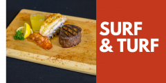 The Most Simple and Satisfying Surf & Turf