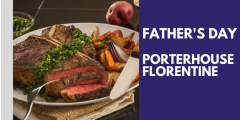 The Ultimate Father's Day Porterhouse Florentine