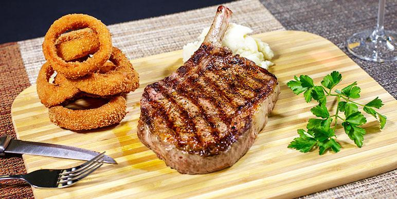 Out-of-This-World Bone-In Ribeye Recipe