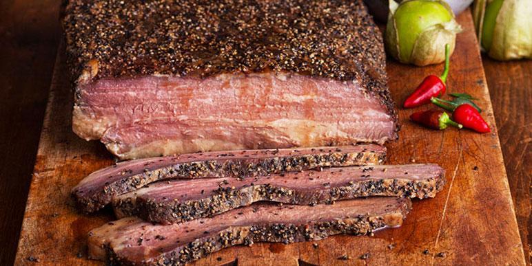 Mongolian Style Braised Beef Brisket